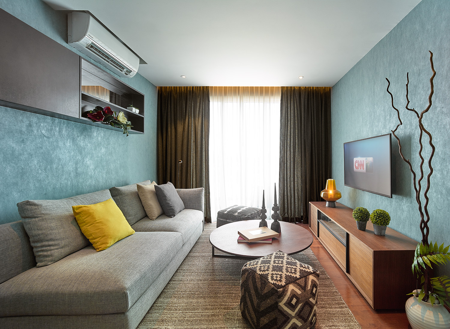 . A second living area for the Family   Hermoso Residences